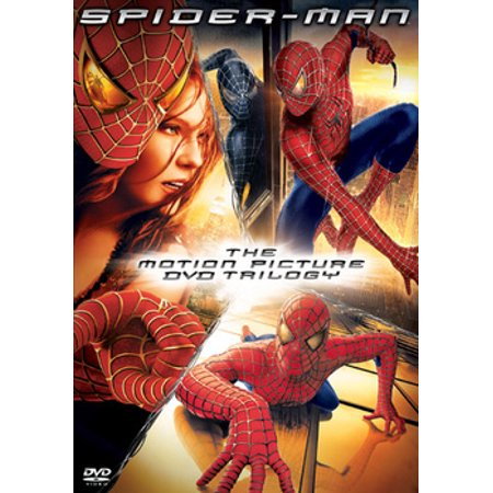 Spider-Man 1-3 (DVD)