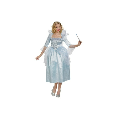 Disney Fairy Godmother Costume (Fairy Godmother Women Disney Dress)