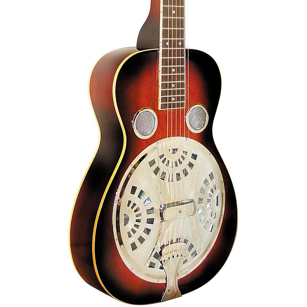 Gold Tone Beard Signature Series Resonator Guitar  Square Neck