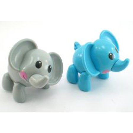 - Elephant Baby Animal Articulated Play Toy