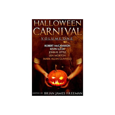 Halloween Carnival Volume 1 - eBook](Halloween School Carnival Game Ideas)