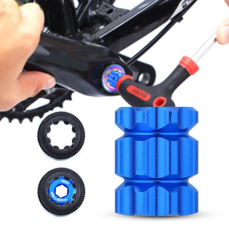 Crank Removal Tool, Crank Remove Tool,RISK Bicycle Mountain Road Bike Crank Removing Installation Repair Tool for XT XTR R Series