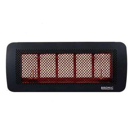 Bromic BH0210003-1 Tungsten Smart Heat 500 Series Heater - Natural Gas