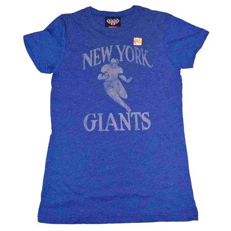 Ny Giants Birthday (Junk Food NY Giants Tee)