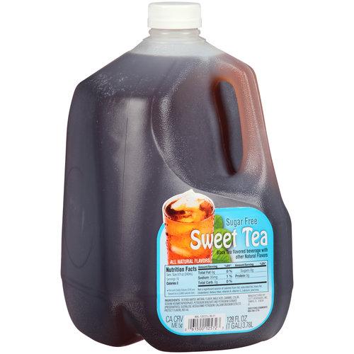 Cott Sugar Free Sweet Tea, 128 fl oz