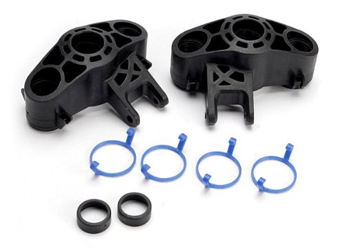 Traxxas 5334R Upgraded Axle Carriers (pair) by Traxxas