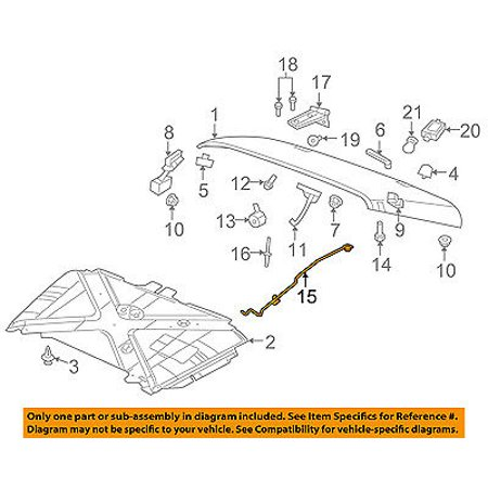 Stupendous Jeep Chrysler Oem 07 11 Wrangler Hood Support Prop Rod 55395651Ac Wiring 101 Capemaxxcnl