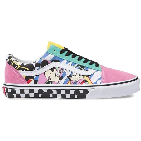 78d6170518e VANS - Vans Womens Mickeys 90th Birthday Disney - Walmart.com