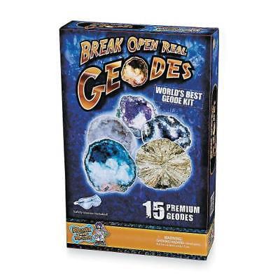 In-68125 Break Open Real Geodes Science Kit - 15 Geodes