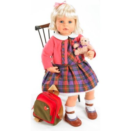 Zapf Chair - Zapf Creation Fondest Memories Marie School Days Doll