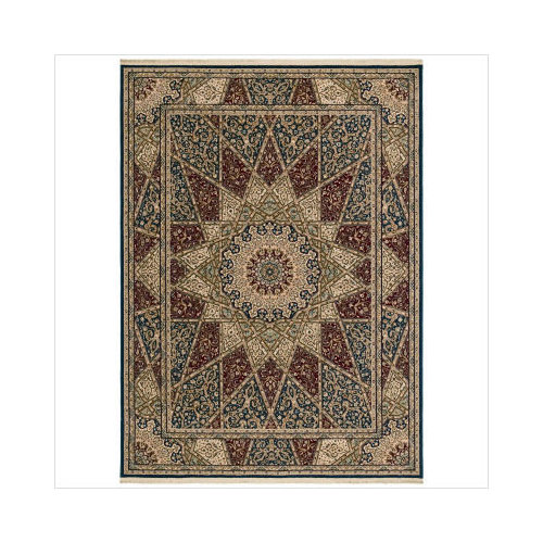 Shaw Living Medallion Area Rug Shaw Living 174 Medallion