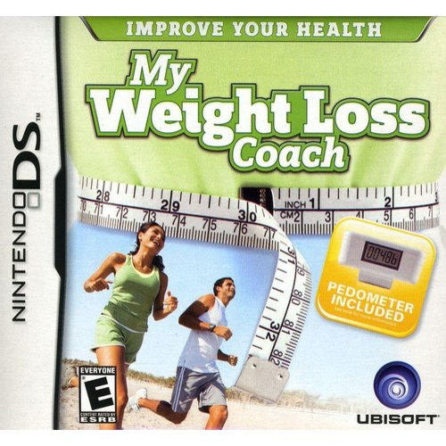 My Weight Loss Coach w/ Pedometer (DS)