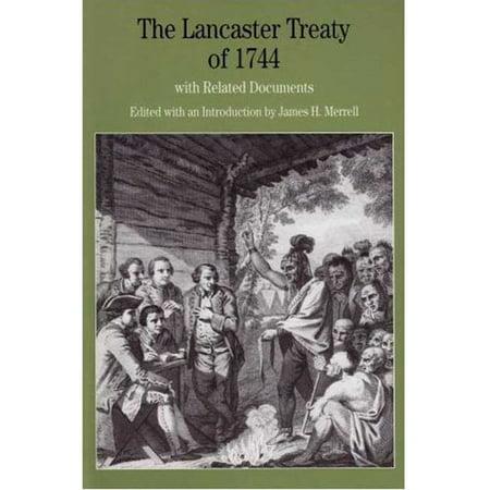 lancaster treaty of 1744 essay