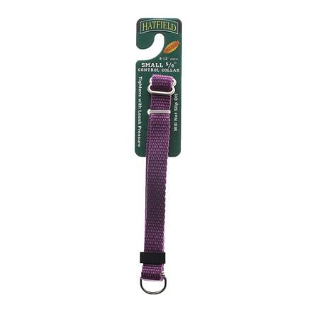 Hatfield 5/8 X 8-12 Small Control Collar, Purple - Hatfield Halloween
