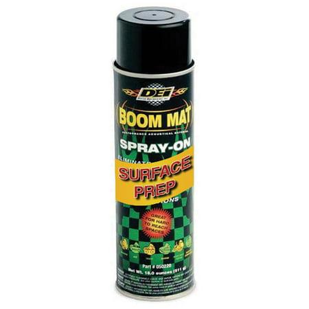 Boom Mat (Dei 050491 Boom Mat Prep Spray 16oz)