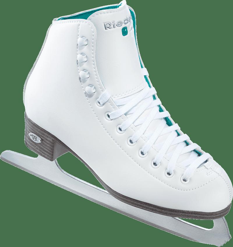 Riedell 2015 Model 10 Opal   110 Opal Figure Skates by