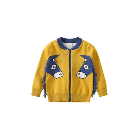 db9c12a4c Ropalia Children Kids Sweatshirt Autumn Winter Baby Cartoon Cotton ...