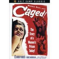 Caged (1950) (Full Frame)
