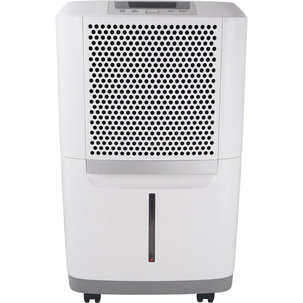 Walmart Frigidaire 50-Pint Dehumidifier frigidaire energy star 50-pint dehumidifier, fad504dwd - walmart