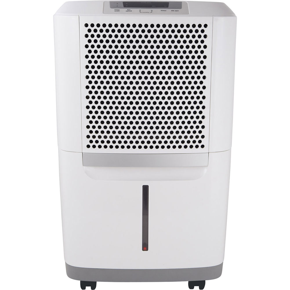 Frigidaire ENERGY STAR 50-Pint Dehumidifier, FAD504DWD