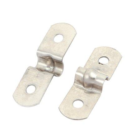 50Pcs 5mm Large 13mm Plage serrage collier réglable métal Cercle - image 1 de 2