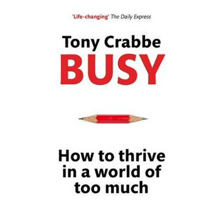 Busy: How to thrive in a world of too much (Paperback)](How Much Are Morphsuits)