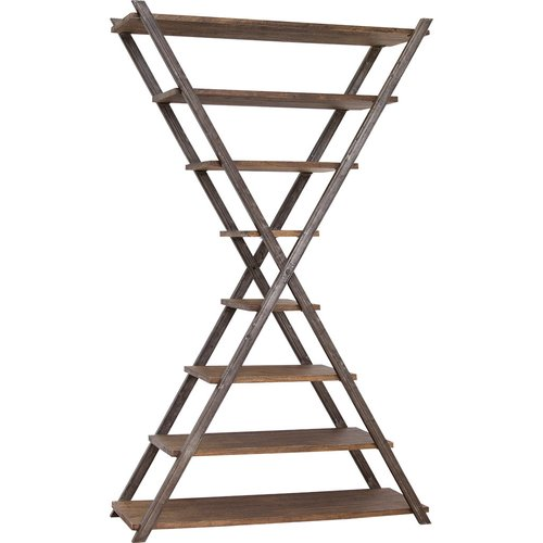 17 Stories Grove Etagere Bookcase