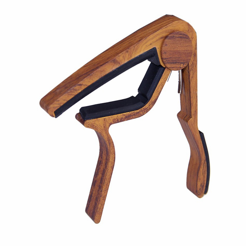 Guitar Capo for Acoustic and Electric Guitar, Alloy Material, Better string fastening Pad