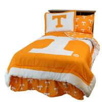 Tennessee Volunteers 2 Pc Comforter Set, 1 Comforter, 1 Sham, Twin