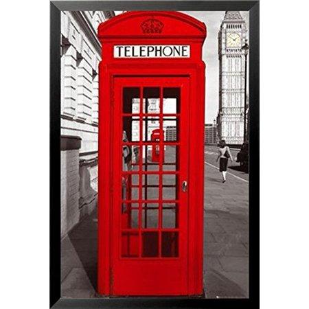 buyartforless London Big Ben Big Ben England Framed Wall (Big Ben London England Framed)