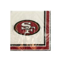 Bulk buys San Francisco 49ers Party Napkins