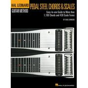 Hal Leonard Guitar Method (Songbooks): Pedal Steel Guitar Chords & Scales (Paperback)