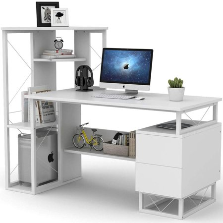 Tribesigns Computer Desk for Small Spaces, 57\