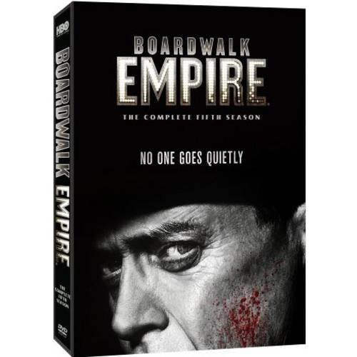 BOARDWALK EMPIRE-COMPLETE 5TH SEASON (DVD/4 DISC/FF-16X9)