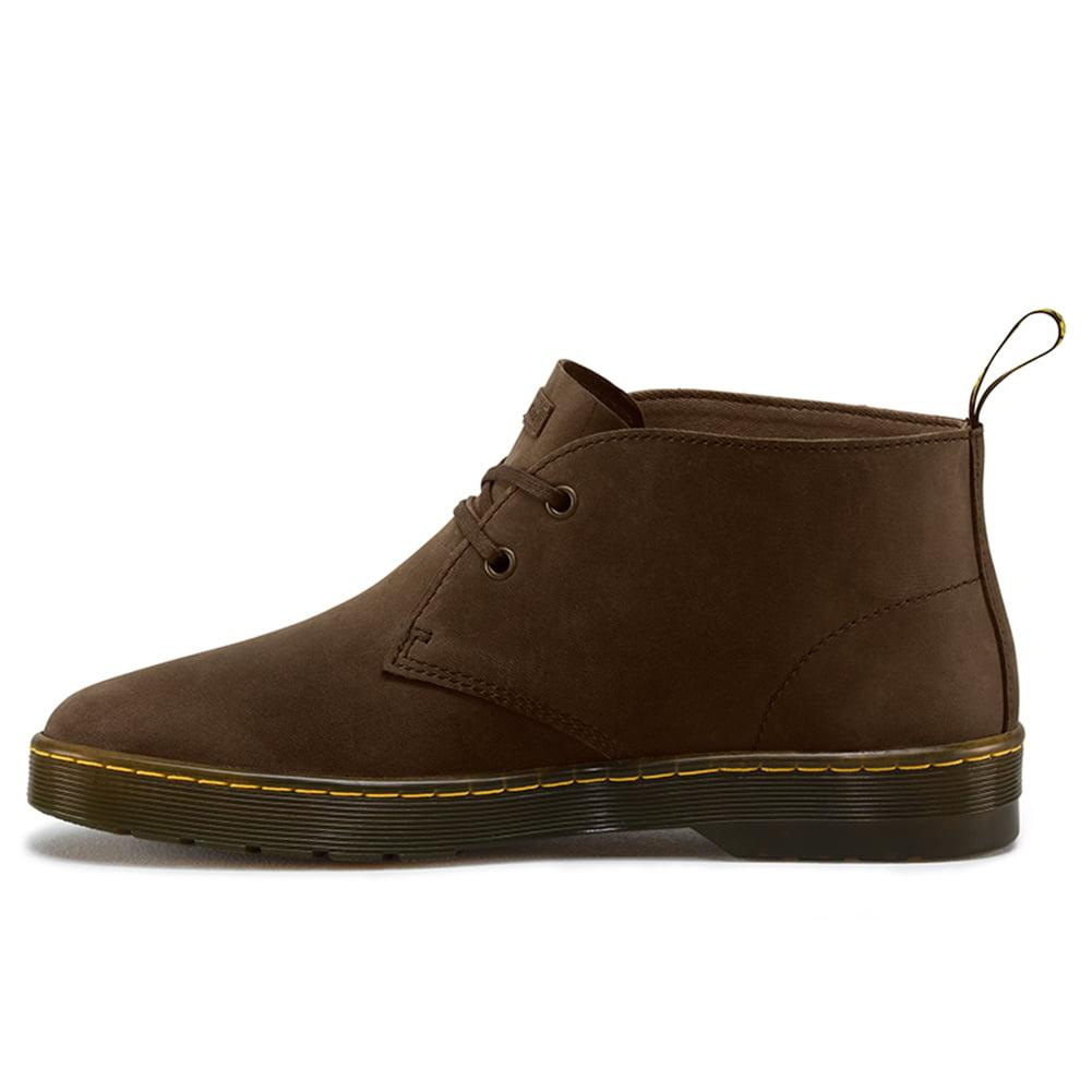 Dr. Martens Men Cabrillo 2-Eye Desert Boots by Dr. Martens