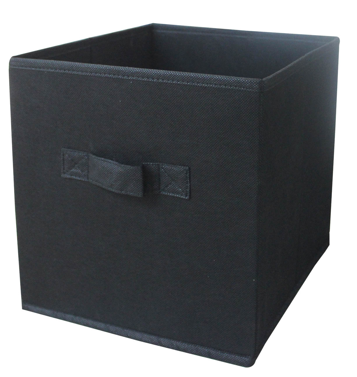 """Mainstays collapsible 10.5"""" x 10.5"""" cube storage bins, Single, Multi color"""