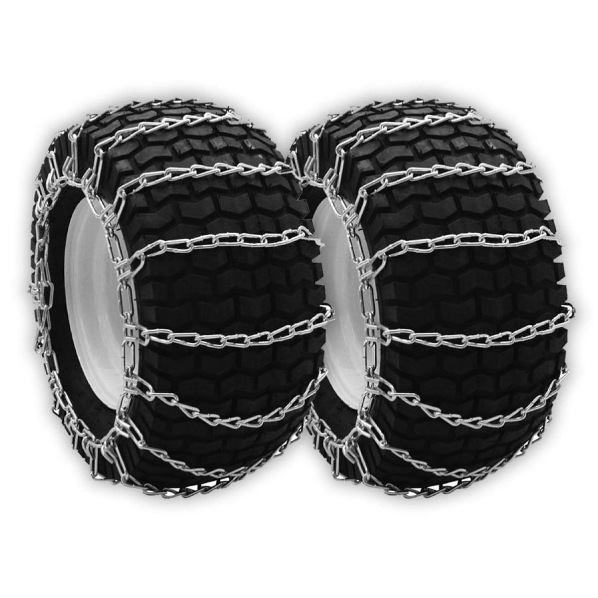 Tire Chain Fits Tire size 16x5.50x8, 16x6.50x8, 5.00x5.70x8