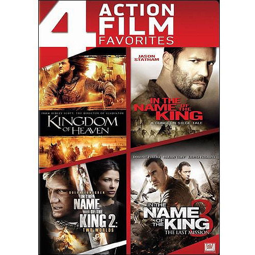 Kingdom Of Heaven / In The Name Of The King (Widescreen)