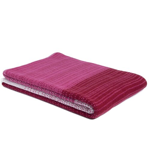Bungalow Rose Rayl Ombre Throw