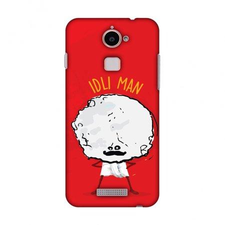 Coolpad Note 3 Lite Case, Premium Handcrafted Printed Designer Hard  ShockProof Case Back Cover for Coolpad Note 3 Lite - Idli Man - Walmart com