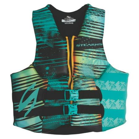- Coleman Men's Axis Series Hydroprene Life Jacket