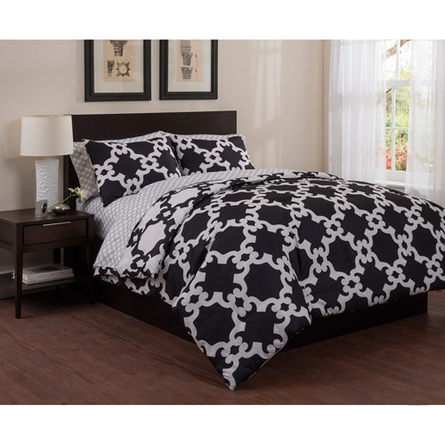 East End Living Trellis Complete Bed-in-a-Bag Bedding Set