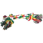 "Penn Plax RF21C 12"" Rope Dog Toy, Assorted Colors"