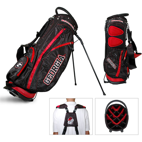 Team Golf NCAA Georgia Fairway Golf Stand Bag