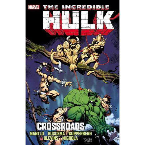 Incredible Hulk: Crossroads