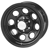 Pro Comp Wheels 97-6865 Rock Crawler Series 97 Black Monster Mod Wheel