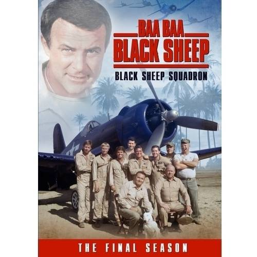 Baa Baa Black Sheep: Black Sheep Squadron - The Final Season (Walmart Exclusive)