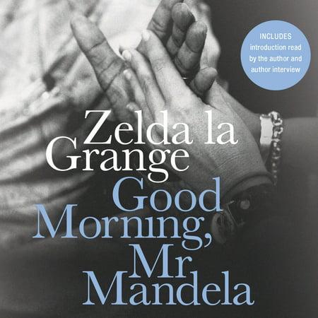 Good Morning, Mr Mandela : A - Mandela Halloween
