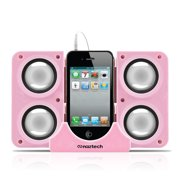 Naztech N40 Universal Portable Speaker with 3.5mm Audio - Pink - Retail (N40-11916)