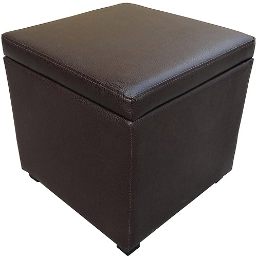 Better Homes and Gardens Hinged Ottoman